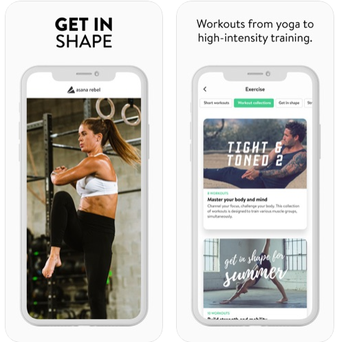 at-home workout apps
